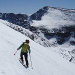esqui de montaña veleta