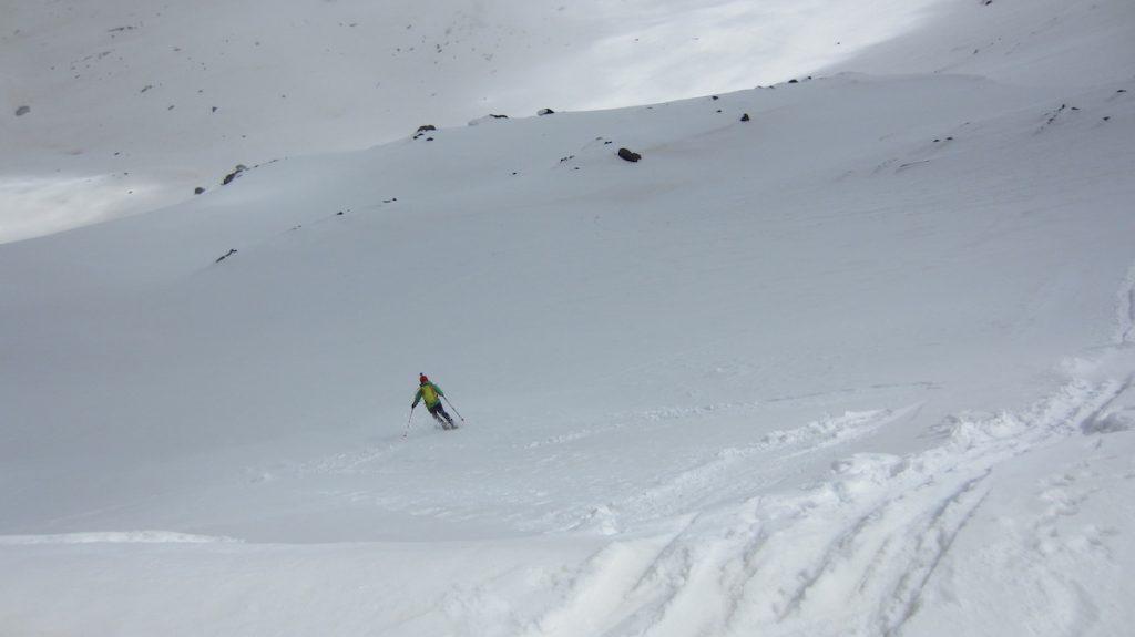esqui montaña